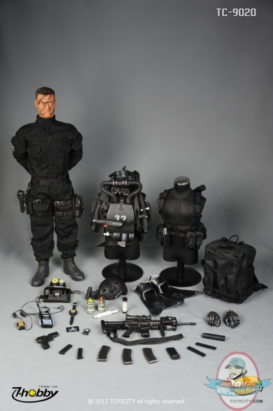 1 6 Scale Us Navy Seal Sdvt 1 Combat Diver By Toys City