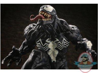 Amazing Spider Man Venom Unbound Fine Art Statue Kotobukiya Man Of